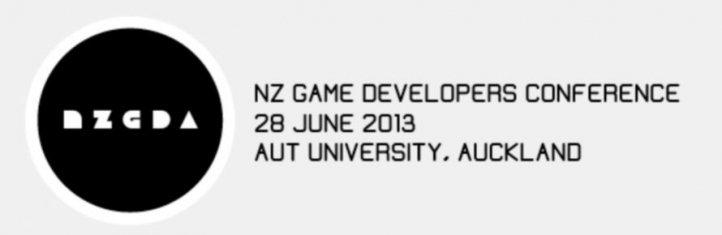 NZ GDC 2013 programme announced