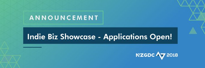 Indie Biz Showcase Applications Open
