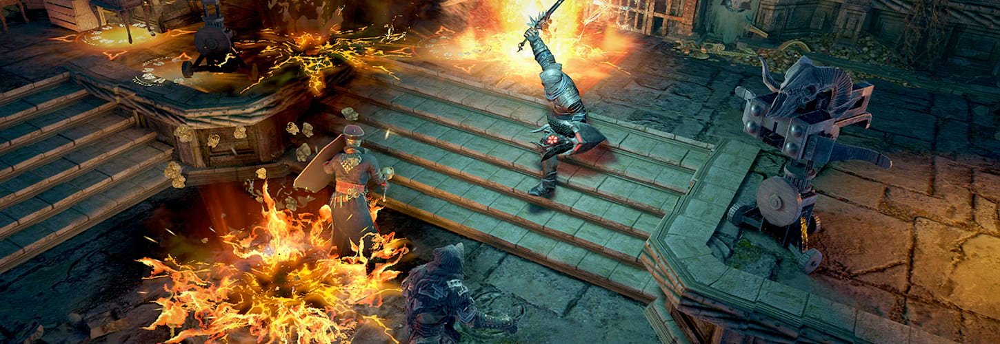 Path of Exile, Grinding Gear Games