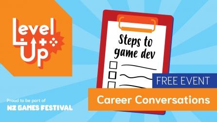 Go to Level Up: Career Conversations event