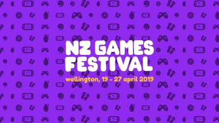 Go to New Zealand Games Festival event