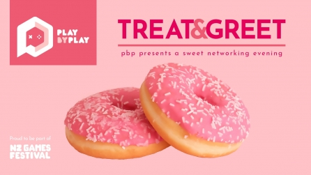 Go to Play by Play: Treat n Greet event