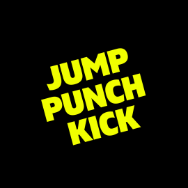 Jump Punch Kick