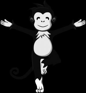 Balancing Monkey Games